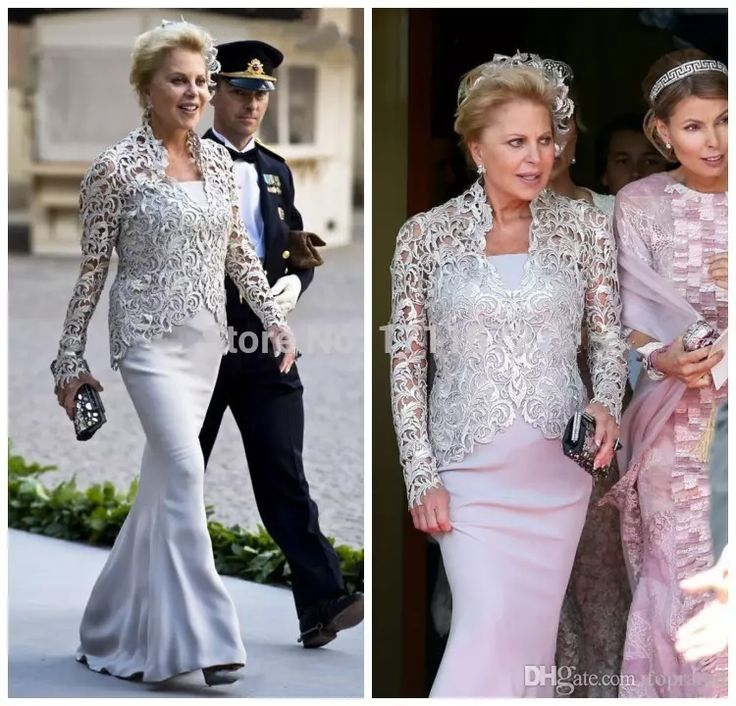 Sexy Vestido De Madrinha Romantic Women Formal Dress Mermaid Lace Long Sleeve Mother Of The Bride Dresses Evening Gowns With Sleeves 2017 Groom Mother Dresses Grooms Mothers Dress From Toprated, $114.76  Dhgate.Com