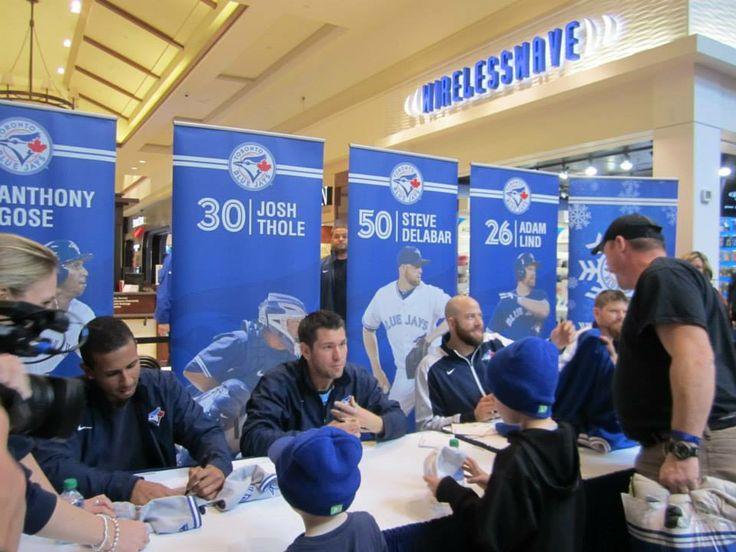 Who's your favourite #Toronto #BlueJays #player? #Baseball #GTA #PTBO