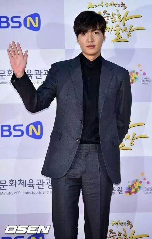 Lee Min Ho | 2014 Korean Popular Culture and Arts Awards | 11.17.2014