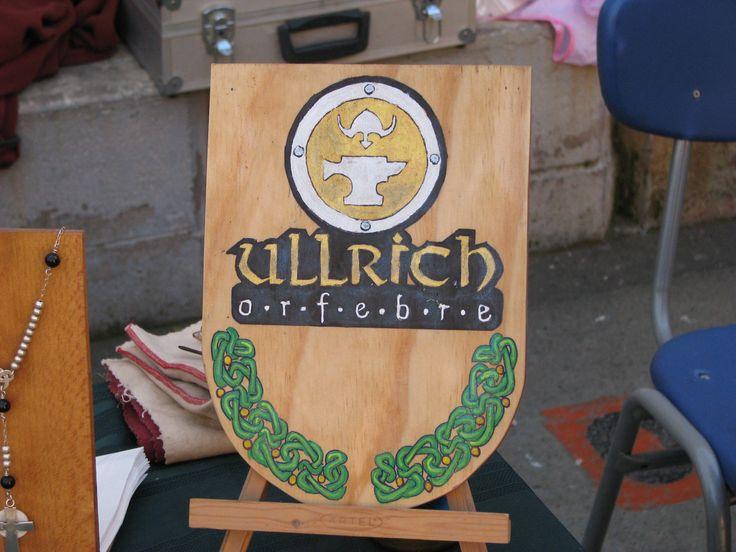El Logo del Taller Ullrich Orfebres