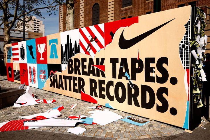 Nike mural                                                                                                                                                                                 More