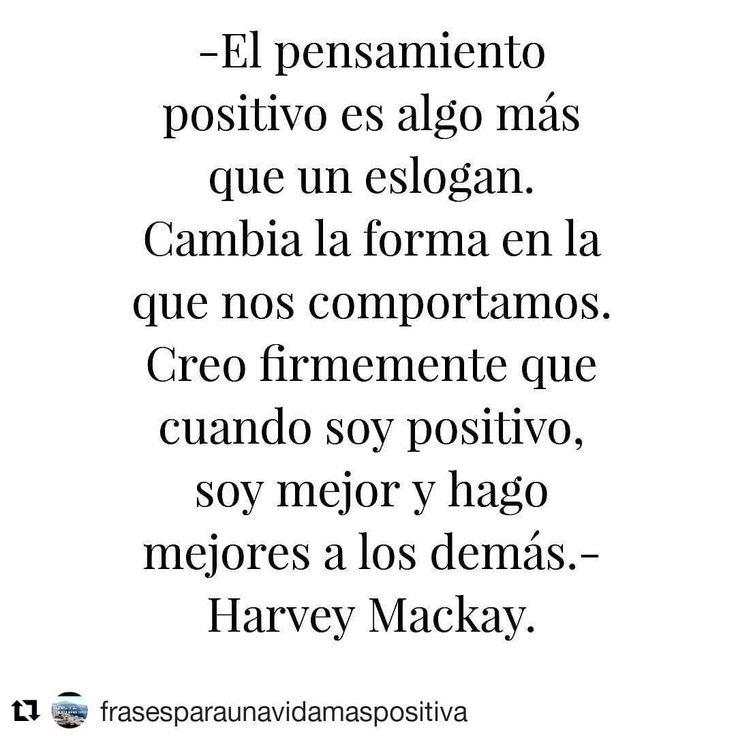 """0 Me gusta, 1 comentarios - Frases positivas (@frasesparaunavidamaspositiva) en Instagram: """"Buenos Días 😊 -El pensamiento positivo es algo más que un eslogan. Cambia la forma en la que nos…"""""""