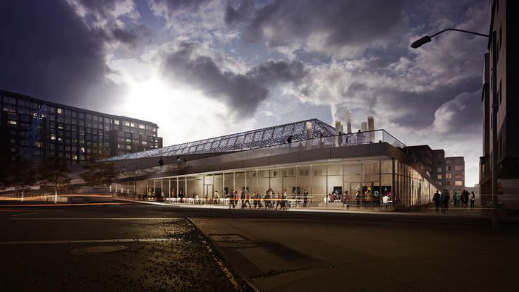 6   World's Coolest Electrical Substation Has A Track And A Dog Park   Co.Design   business + design