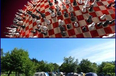 Kamp ve satranç