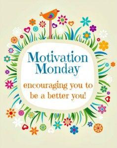 Motivation Monday Linky Party #95