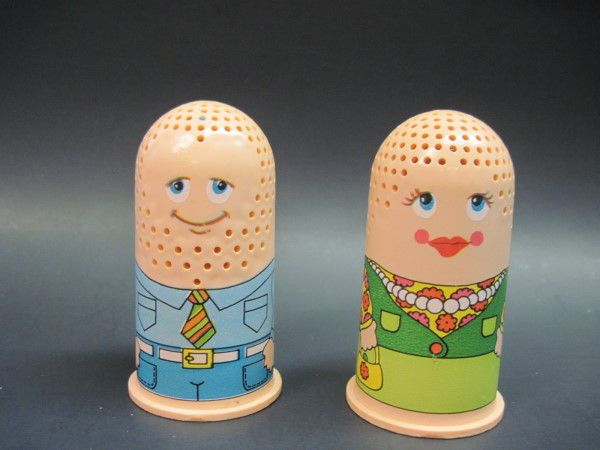 80's toys Play Doh. Et voilà le coiffeur