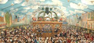 Oktoberfest Zelt Bierzelt Festzelt München
