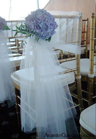 Best images about diy tulle wedding decorations on