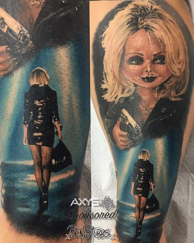 25+ Best Ideas About Chucky Tattoo On Pinterest