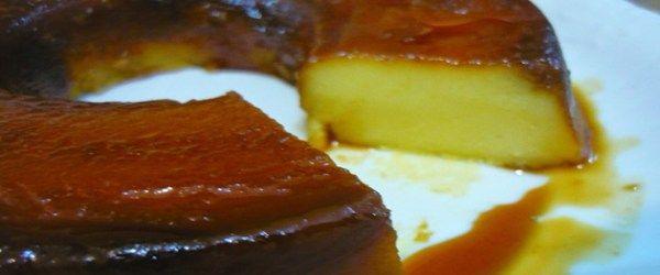 Copie a Pudim de Batata Baroa - Receitas Supreme