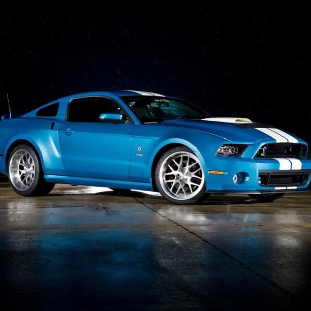 The Magnificent Shelby GT 500