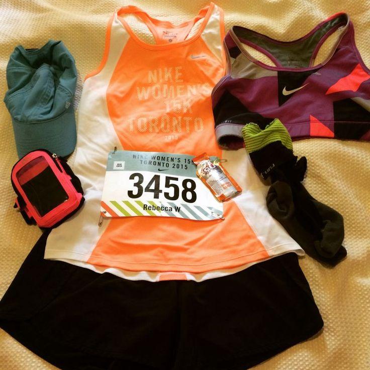 Nike Toronto 15K Race Recap