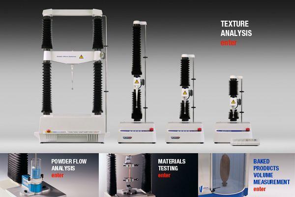 Texture Analysis from Stable Micro Systems NINGGALIN JEJAK DULU GAN UNTUK ANAK LAB