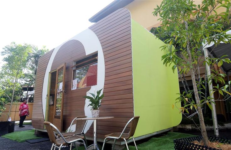 The GreenMan Tiny Home - Zero energy, carbon neutral, & mobile