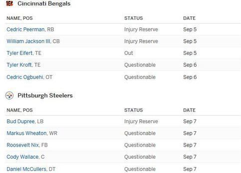 Watch, Cincinnati Bengals vs Pittsburgh Steelers, Game, Time, TV channel.   http://steelersvsbengalslive.co/