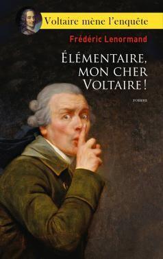 Voltaire mène l'enquête: quand un esprit des Lumières s'amuse entre conte philosophique et polar sanglant