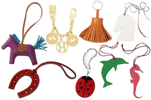 Hermes Bag Charms
