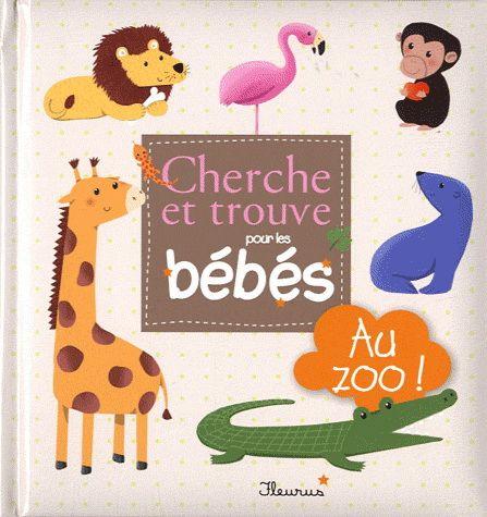 Au zoo - ROSALINDE BONNET #renaudbray #bébé #livre