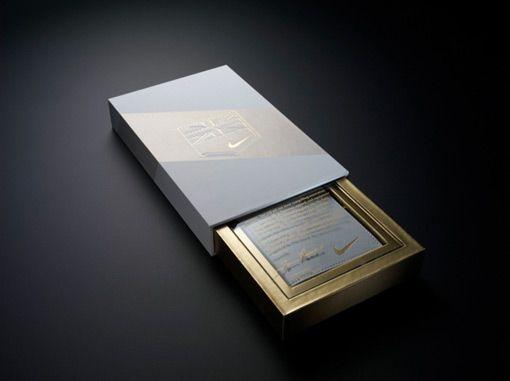 Darrin Crescenzi: Nike London 2012 Retailer Hospitality Identity and Collateral