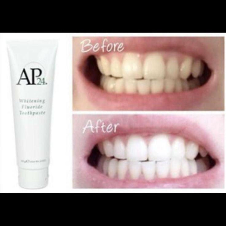 Peroxide free tooth whitening paste