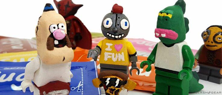 Lego Custom/Titio avô   Bom dia!*-*