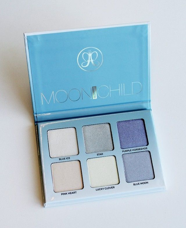 The One Palette You Need to Fake Good Lighting | Byrdie. Anastasia Beverly Hills Moon Child Glow Kit ($40)