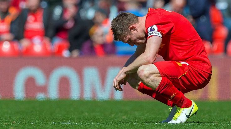 Past Liverpool squads would not have left James Milner alone