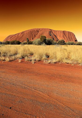 ayers rock (uluru) - australia | Flickr - Photo Sharing!