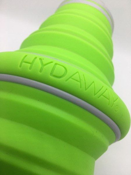 HYDAWAY collapsible water bottle review