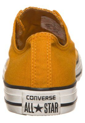 converse all star moutarde