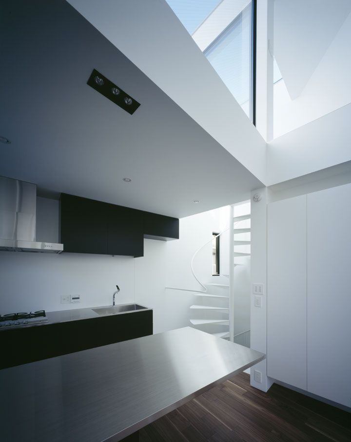 APOLLO Architects Associates FOLD Car GirlsArchitecture Interior DesignSmall