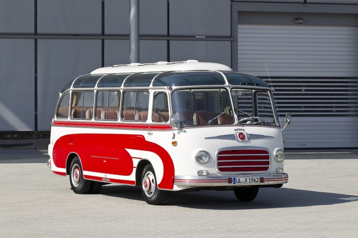 Setra S 6 Bus
