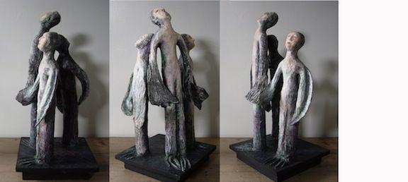 Louise-Andrée Roberge – Artiste du Québec – Peinture, gravure, sculpture, dessin