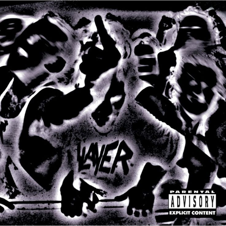 Slayer - Undisputed Attitude on 180g LP (Awaiting Repress)