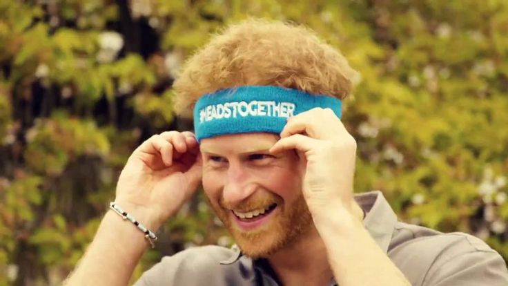 Heads Together | Run With Us: Message From Prince Harry.