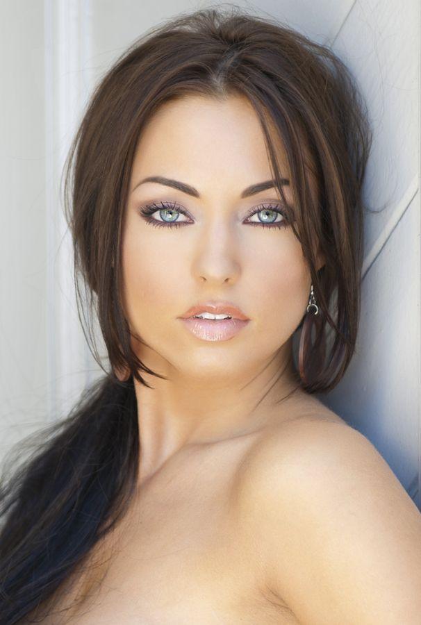 brunette girl beautiful babe - photo #19