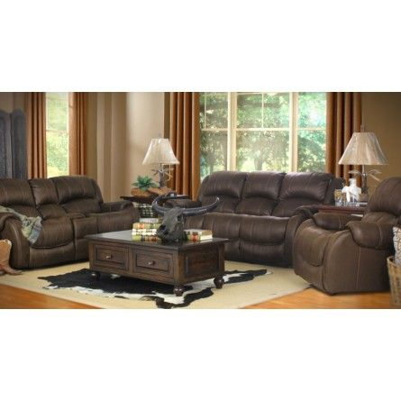 Flexsteel pure comfort living room set living room for Comfort living furniture
