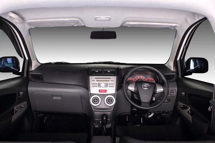 Toyota Avanza Veloz 1.5 Interior 5