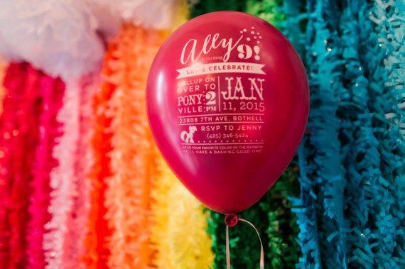 My_Little _Pony_Birthday_Party_in_Rainbow-custom_balloons_idea #babyshowerideas4u #birthdayparty #babyshowerdecorations #bridalshower #bridalshowerideas #babyshowergames #bridalshowergame #bridalshowerfavors #bridalshowercakes #babyshowerfavors #babyshowercakes
