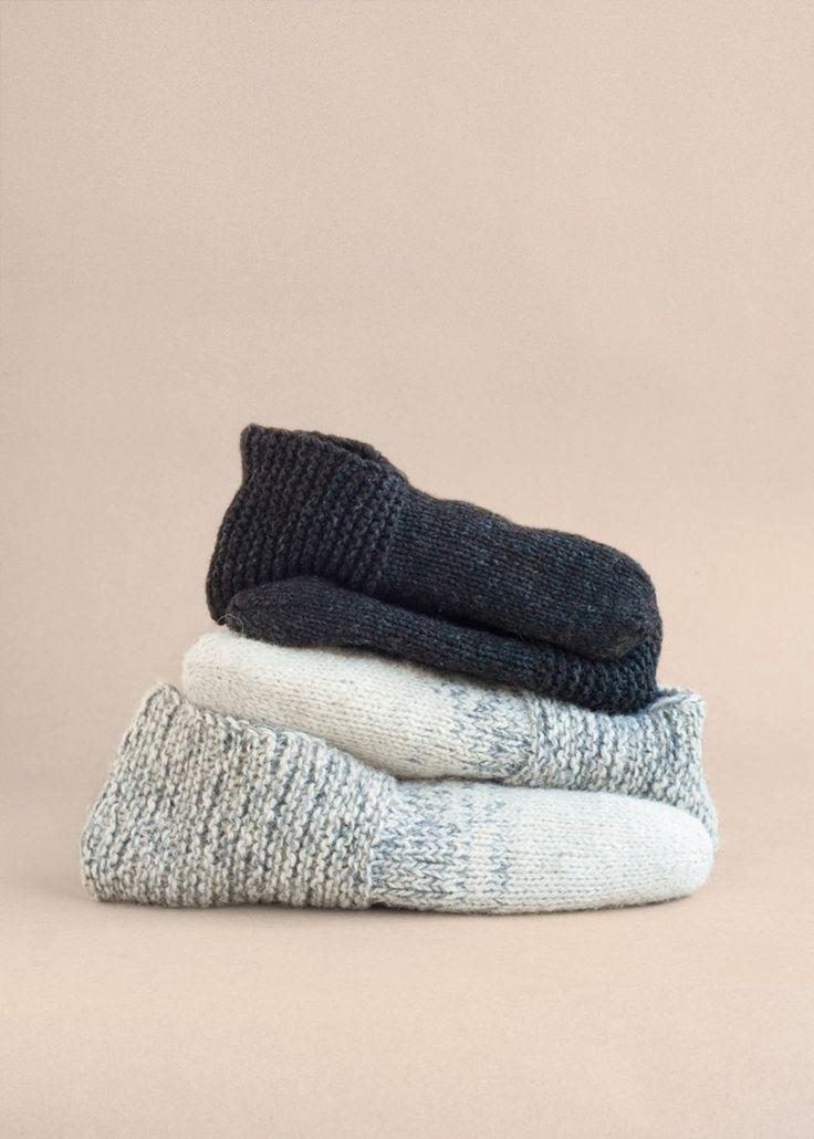 306 best knit socks images on Pinterest | Patrones de punto ...