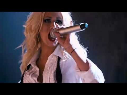 Christina Aguilera and Rolling Stone - Live With Me - YouTube