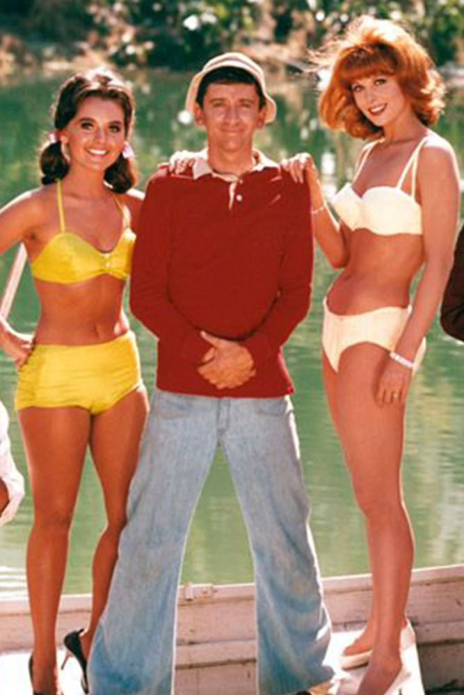 Perhaps Gilligan's evil plan was just to keep Ginger and Mary Ann to himself. His obvious lack of swagger would mean it be highly unlikely he would be able to mate with such ladies, or maybe even mate at all. It would most likely have to occur under other strange and dire circumstances.  ADVERTISEMENT