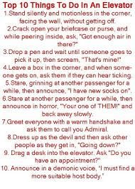 funny bucket list ..hahaha. Oh seriously must do. Maybe with my volleyball girls when we go to St. Louis