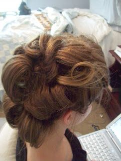 Historical Hairstyles: Elizabeth Swann Tutorial - The Instructions