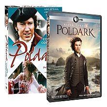 Poldark DVD & Poldark The Complete Collection DVD Combo - shopPBS.org