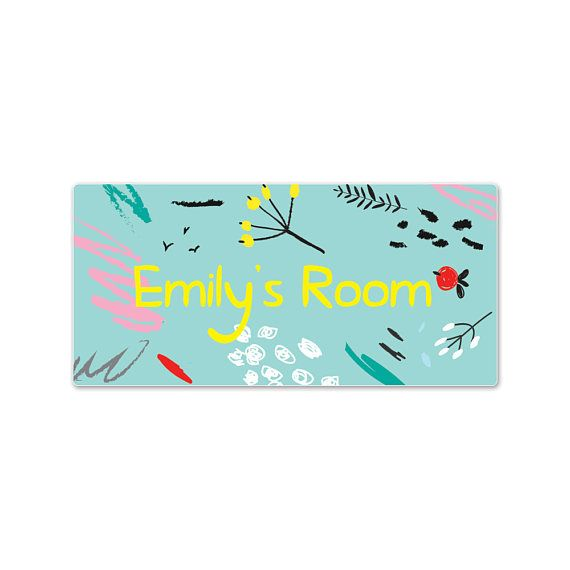 Personalized door sign, front door plaque, customized welcome sign, name plate, home decor, wedding gift, housewarming gift 310