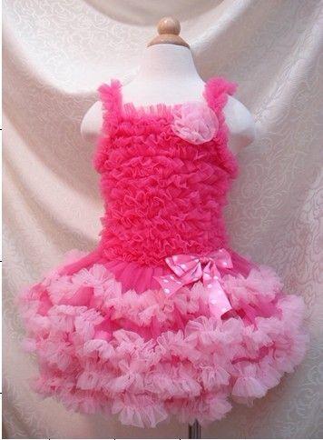 Платья мода красивые девочки туту платье костюм танец платье юбка дети ну вечеринку пачка детские рождественские платье
