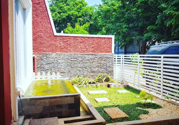 Taman Depan Rumah Minimalis Lahan Sempit 11
