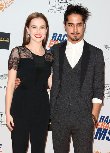 Avan Jogia Photos Photos - Actress Zoey Deutch (L) and Avan Jogia attend the 21st Annual Race to Erase MS at the Hyatt Regency Century Plaza Hotel on May 2, 2014 in Century City, California. - 21st Annual Race To Erase MS - Arrivals