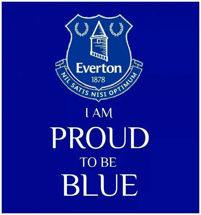 Proud to be blue